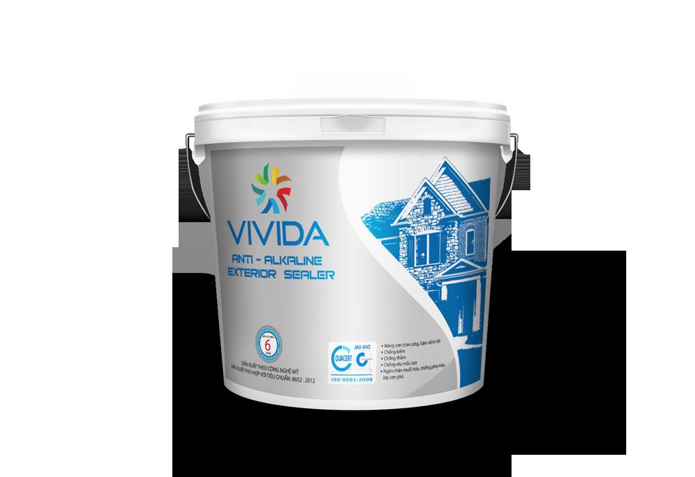 Anti alkaline exterior sealer vivida paint - Exterior paint sealant concept ...