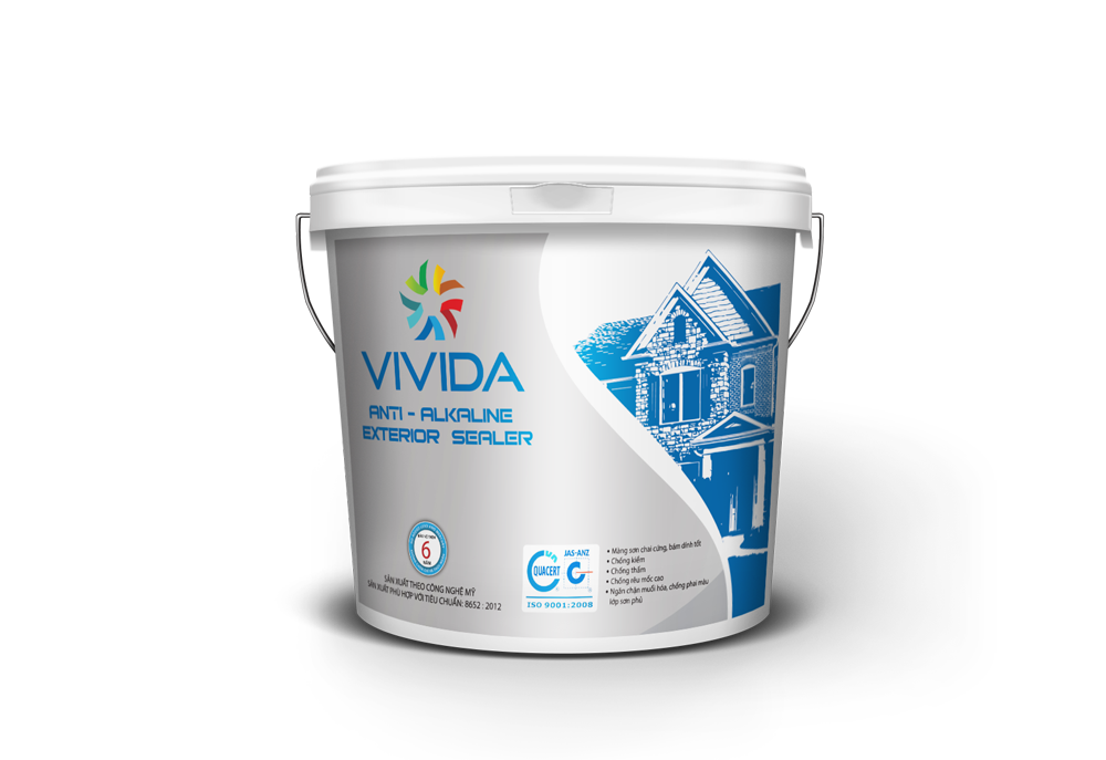 Anti – Alkaline Exterior Sealer