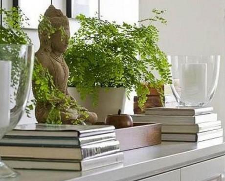 Bày tượng Phật trong nhà hợp phong thủy