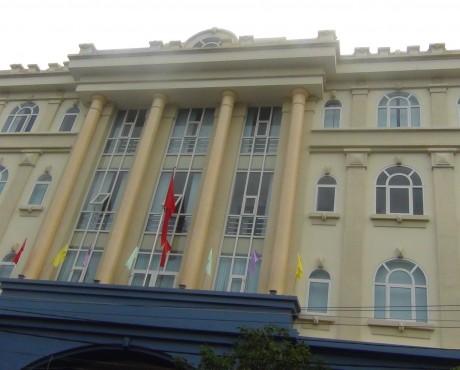 Ban đầu tư xây dựng thị xã Sơn Tây