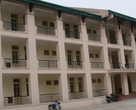 Khu nhà ở Cán Bộ chỉ Huy – cơ quan Bộ Quốc Phòng