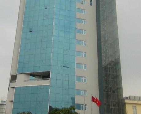 Tòa nhà Detech Tower