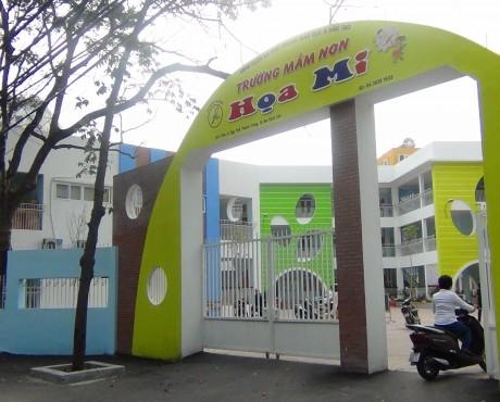 Trường mầm non Họa Mi – Hà Nội