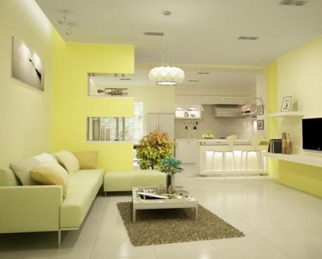 Cách bài trí nhà, phòng khách ngày Tết rước lộc may mắn cho gia chủ