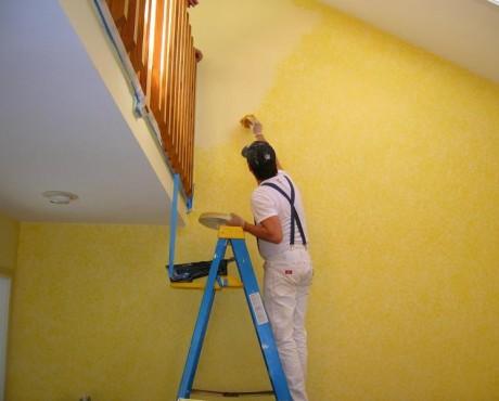 Quy trình sơn tường nhà đúng chuẩn