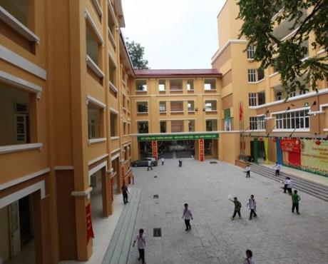 Trường THCS Điện Biên – Hà Nội