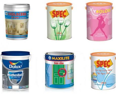 Thị trường sơn: Đa sắc màu, nóng cạnh tranh