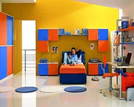 [video] 25 mẫu màu sơn phòng ngủ cho trẻ nhỏ
