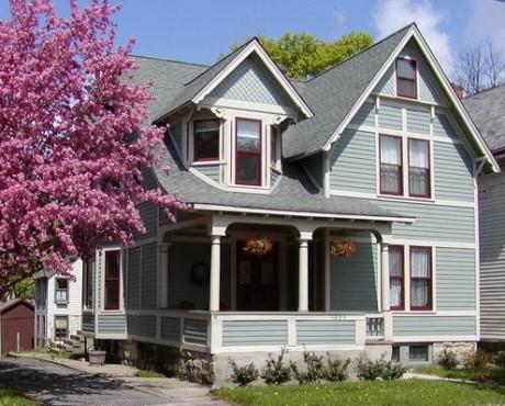 Lưu ý khi chọn màu sơn nhà