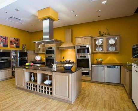 Những nguyên tắc tối kỵ trong phong thủy nhà bếp
