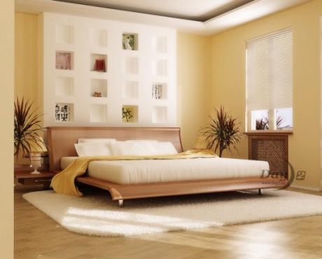 Bài trí phòng ngủ vừa đẹp vừa ấm đón gió đông