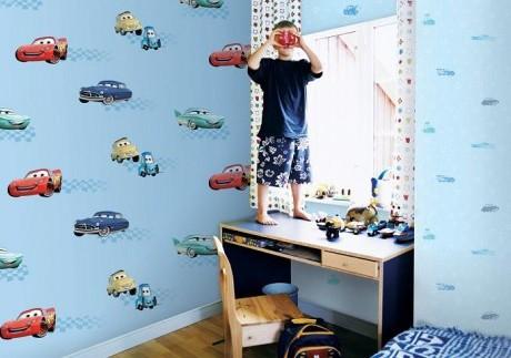 Các bước sơn phòng ngủ đẹp cho bé trai