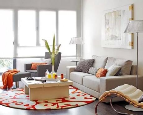 Tác dụng của màu sắc theo phong thủy trong nhà